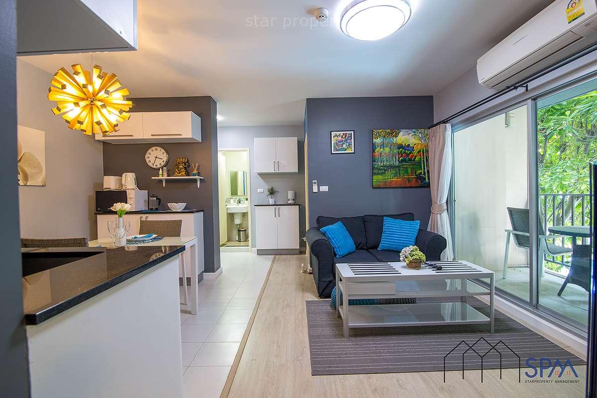 2 Bedrooms Unit in Khao Takiab for Sale at Baan Piangploen