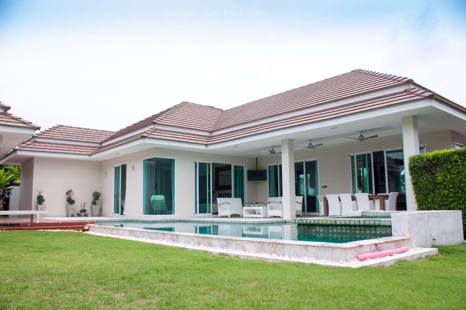 Beautifully Modern Home for Sale  Soi 88 at Hua Hin District, Prachuap Khiri Khan, Thailand