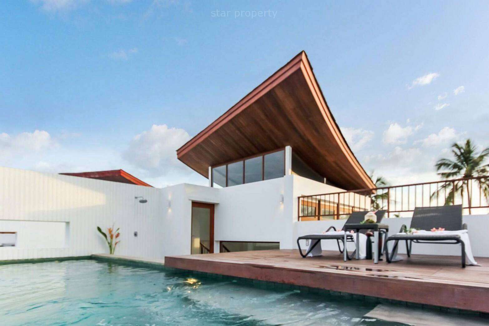 sea view pool villa for Sale