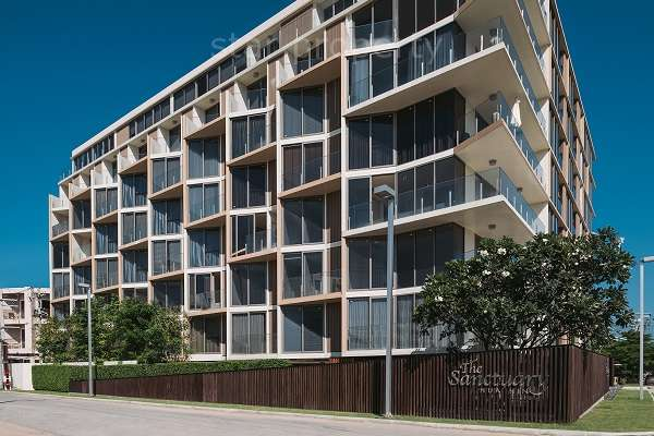 Luxury 2 Bedroom Sea View Condo for sale at The Sanctury