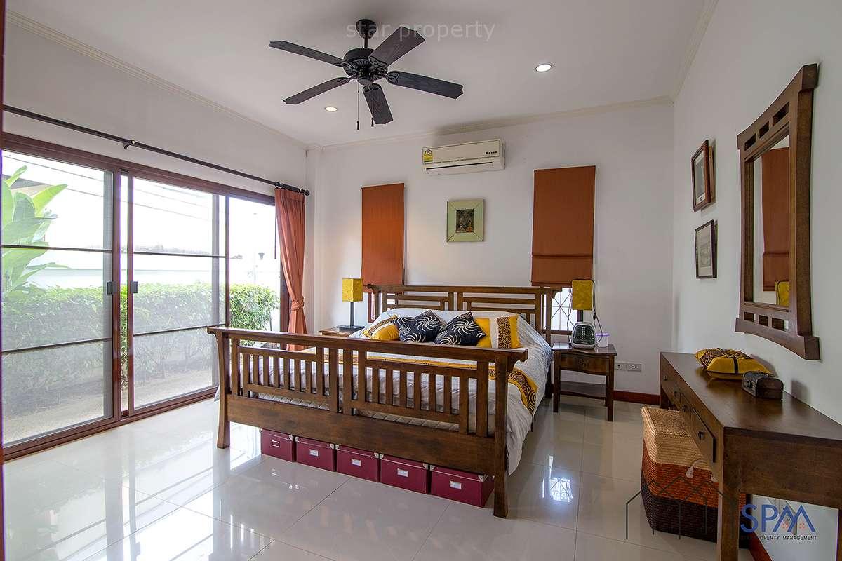 hua hin  soi 88 3 bed pool villa for sale