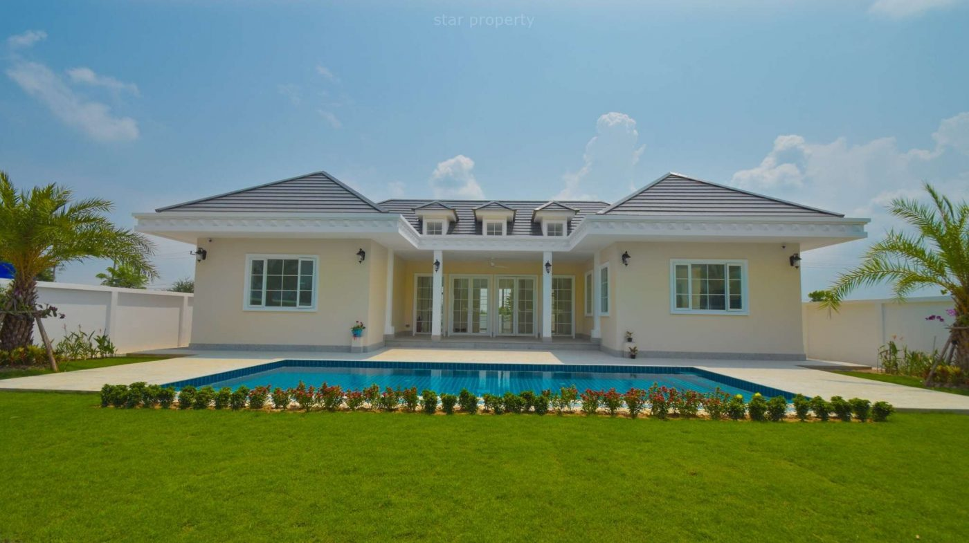 Pineview villas for sale in Hua Hin