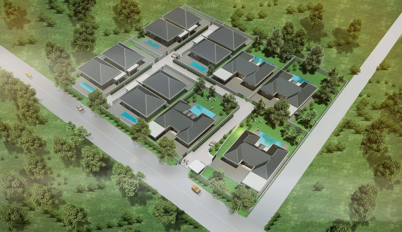 Pineview Hua Hin, Soi 70