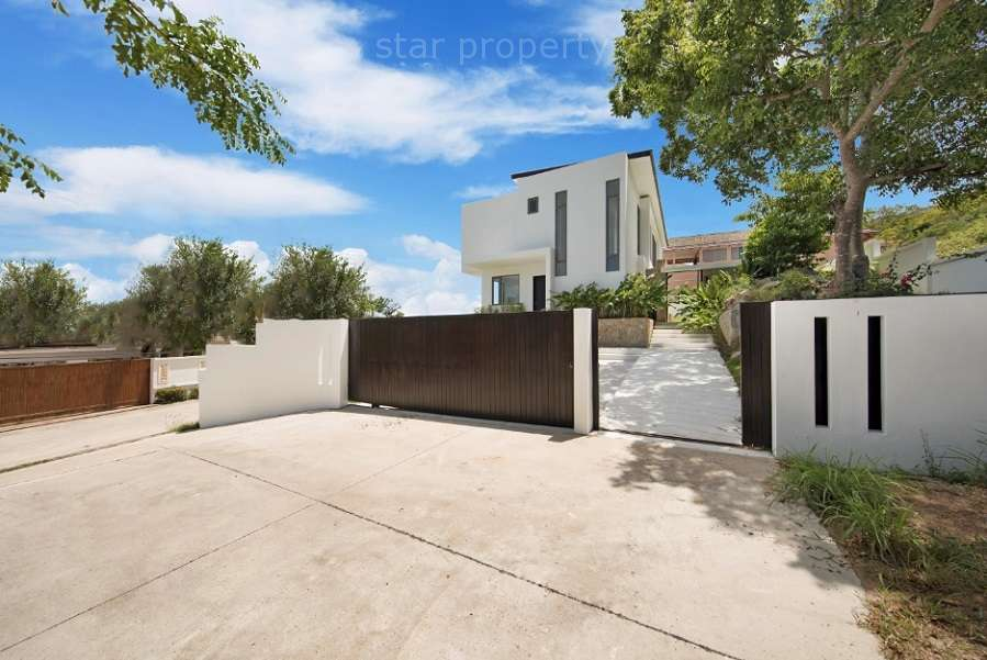 SEA VIEW MOUNTAIN VILLAS (KHAO TAO): Modern Style Pool Villa (OFF-PLAN)for sale at The 9 Khao Tao