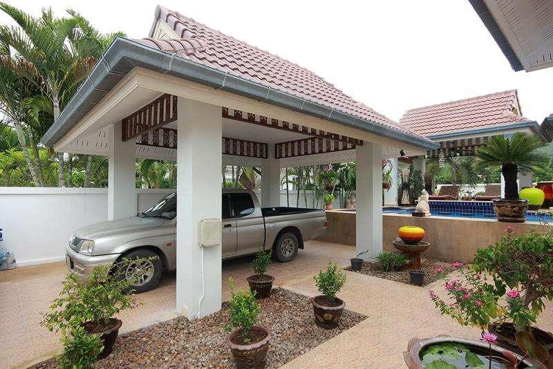 4 Bedroom Pool Villa for sale at Smart House Resort