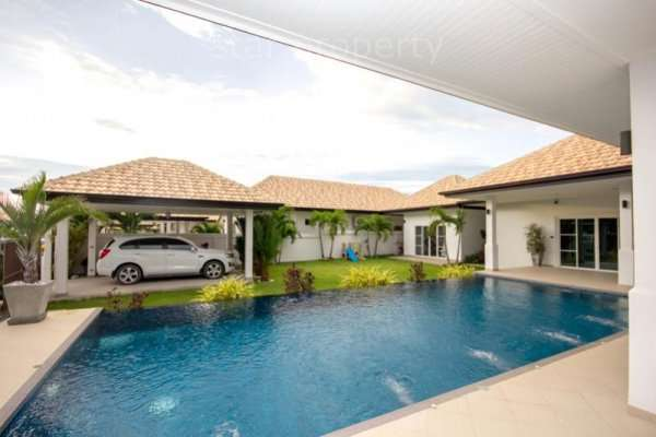 Luxury 4 Bedroom Pool Villa for sale at Sunshine Mountain Vista 3