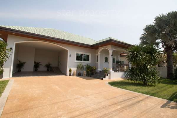 Great Quality 3 Bedroom Pool Villa for sale at Stuart Park Villas