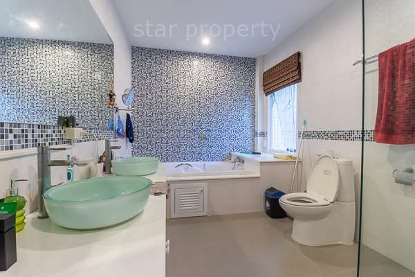 Well Designed 3 Bedroom Pool Villa for sale at Thiva Pool Villa HuaHin