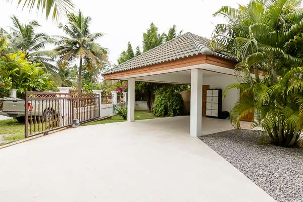 Well Designed 2 Bedroom Pool Villa for sale at Coconut Garden 2