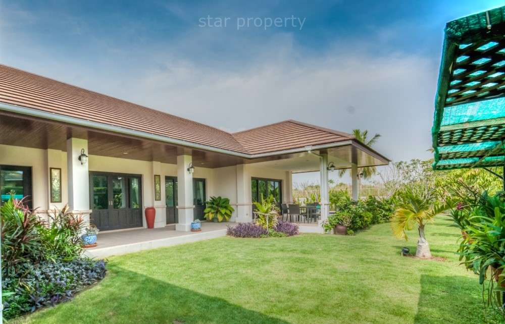 Great Quality 3 Bedroom Pool Villa for sale at Gold 2 Hua Hin