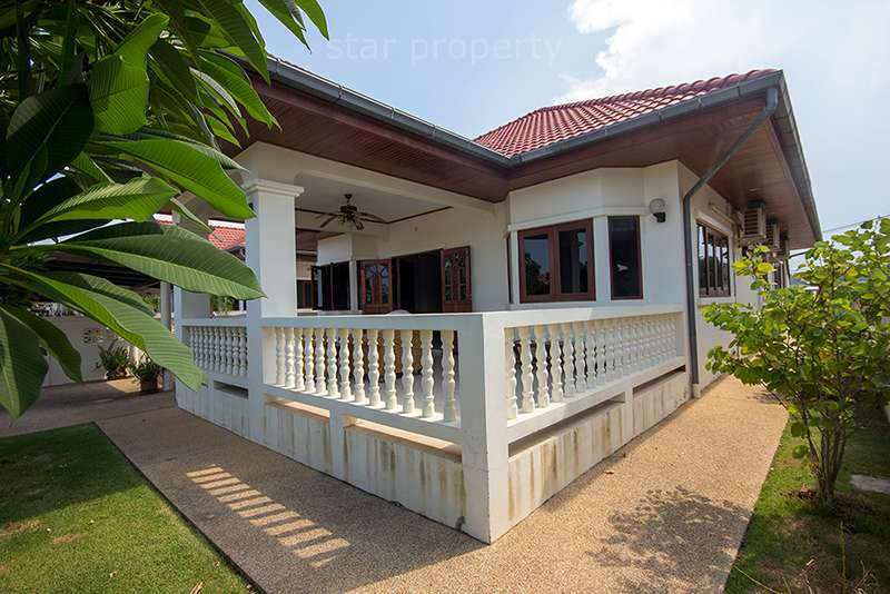 Plumeria Villa for sale Soi 102 at Hua Hin District, Prachuap Khiri Khan, Thailand