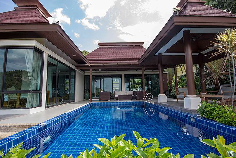 Panorama Pool Villa for sale Soi 101 at Hua Hin District, Prachuap Khiri Khan, Thailand