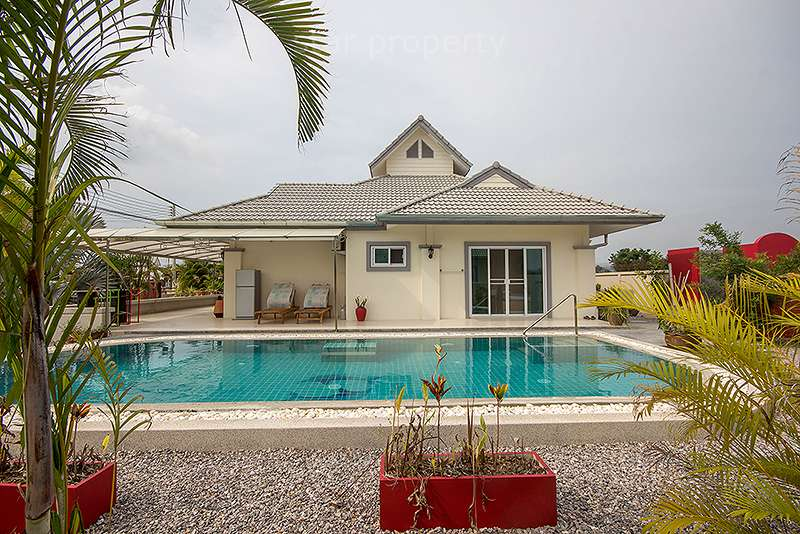 Beautiful House for Sale  Soi 112 at Hua Hin District, Prachuap Khiri Khan, Thailand