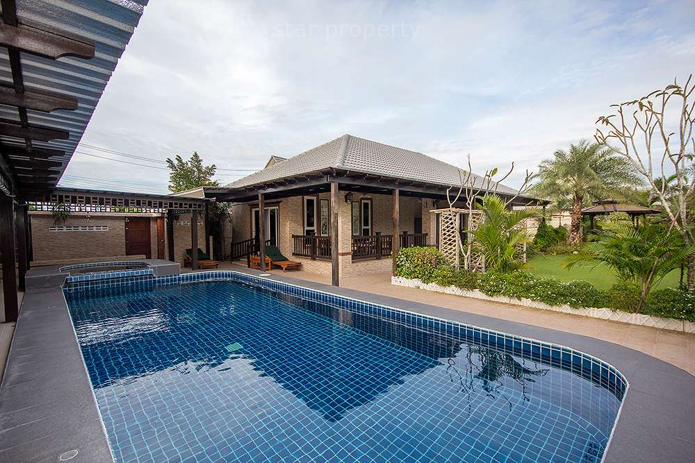 Emerald Resort Soi 112 at Hua Hin District, Prachuap Khiri Khan, Thailand
