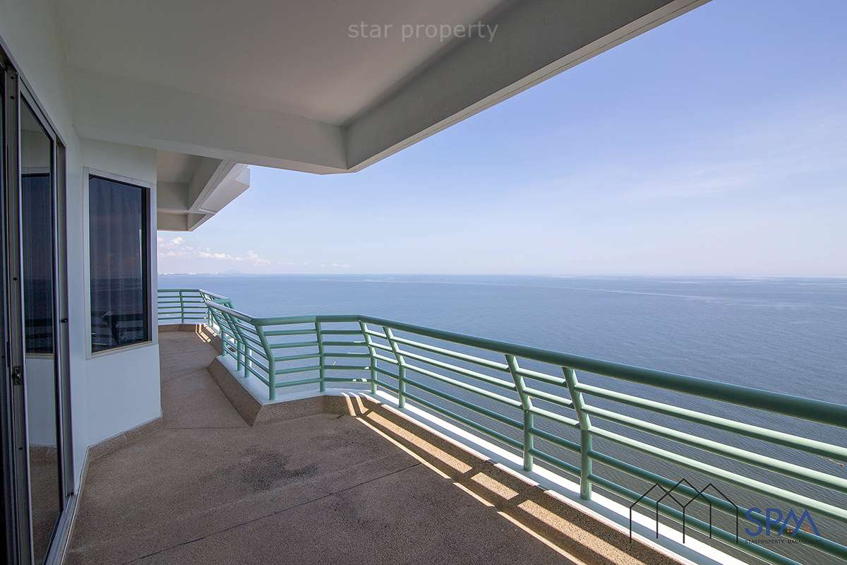 The Best Sea View 3 Bedroom Unit for sale at Adamas Codominium, Khao Takiab
