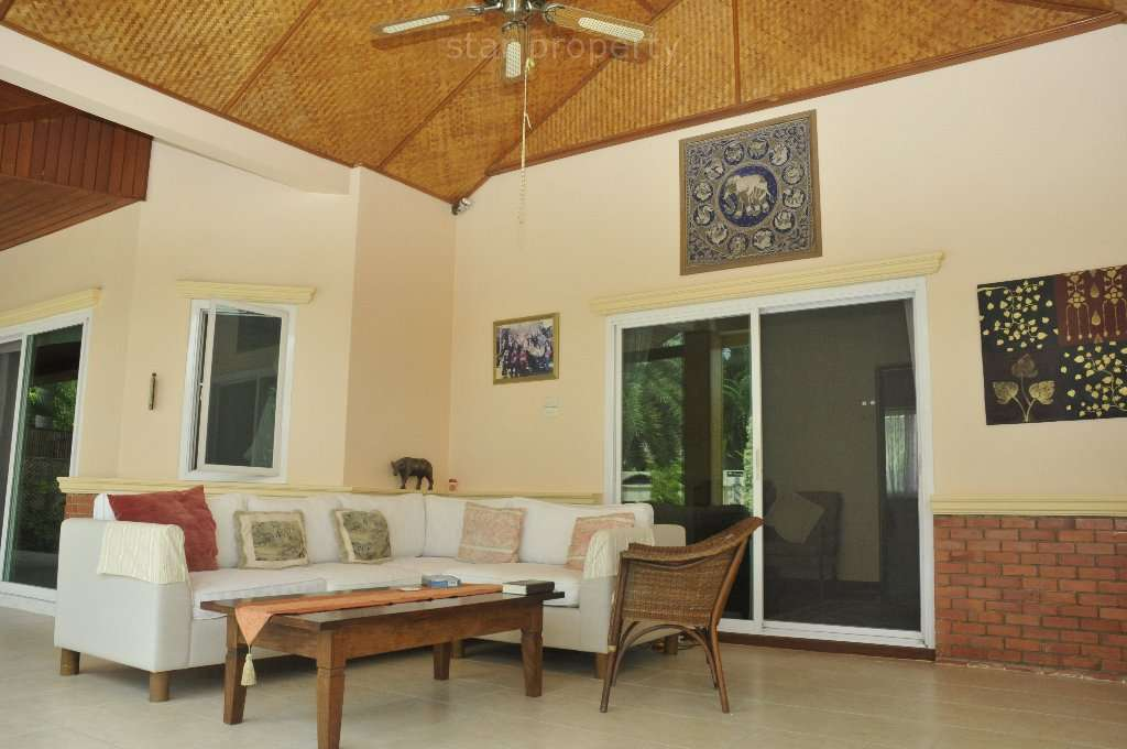 nice decoration pool villa for sale hua hin