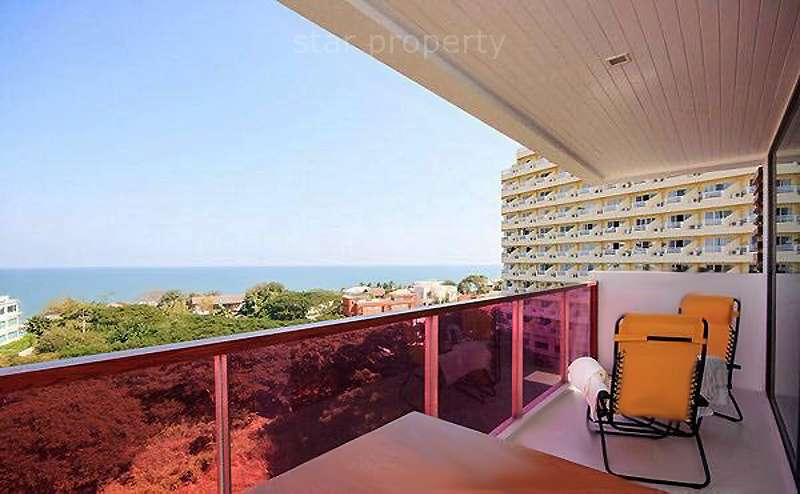 2 Bedrooms Unit with Sea View for Sale at Hua Hin Soi 88