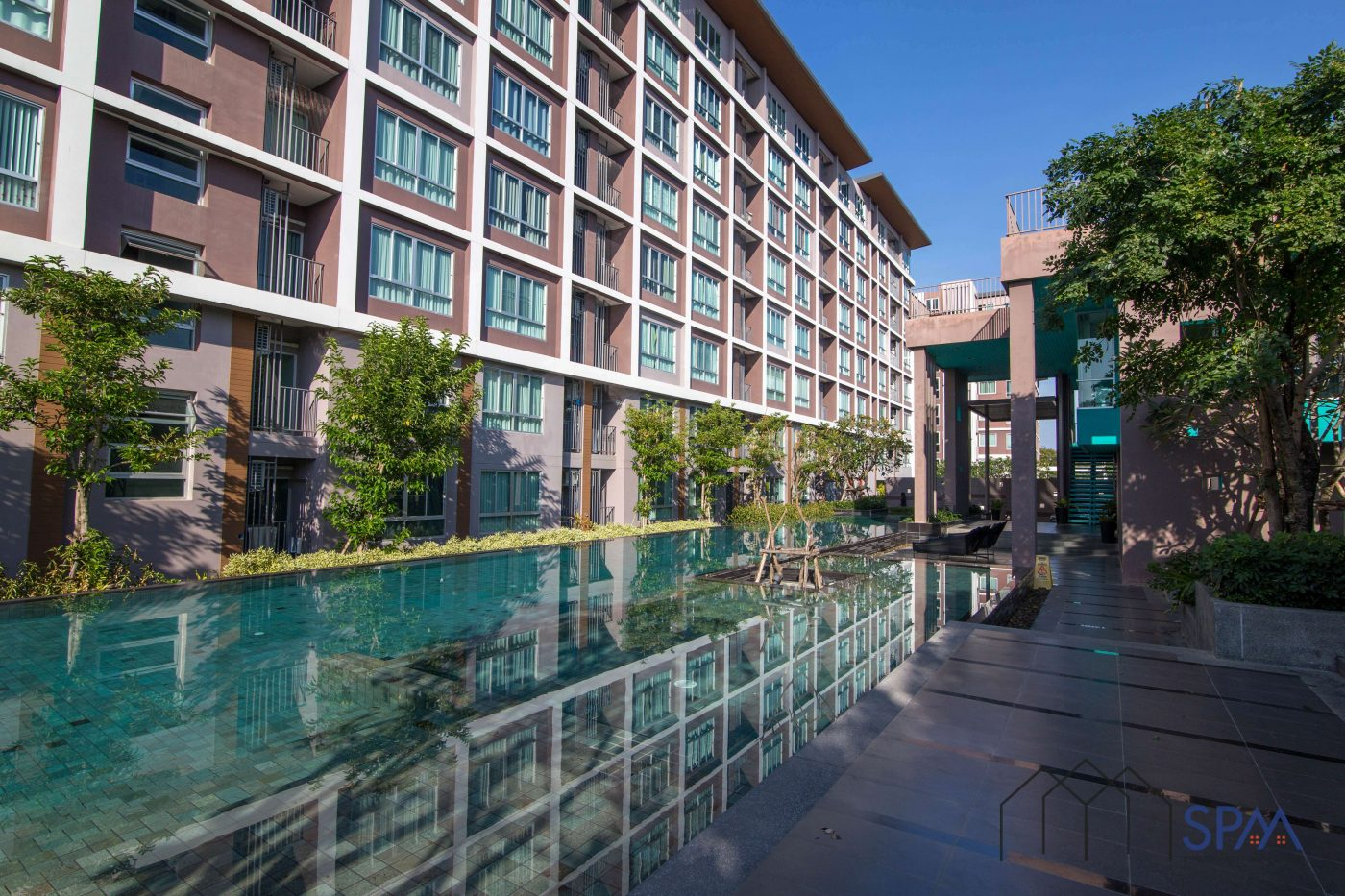 2 Bedroom Condo at Baan Kunkoey for Rent at Hua Hin-Near Blueport Shopping Center