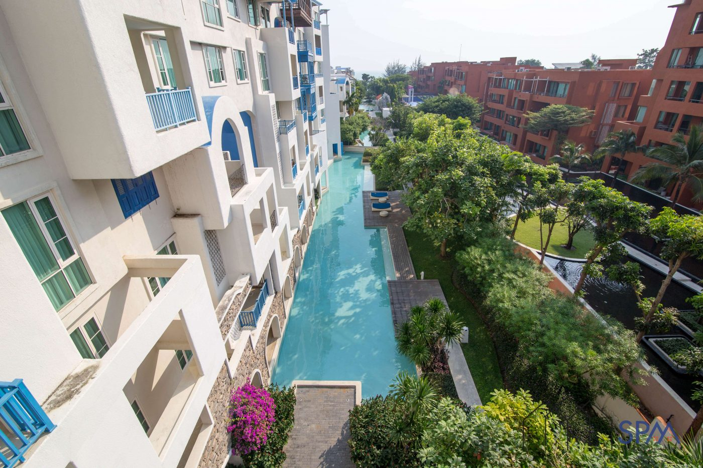 3 Bedrooms Sea View Unit for Rent at Celona, Hua Hin Soi 101