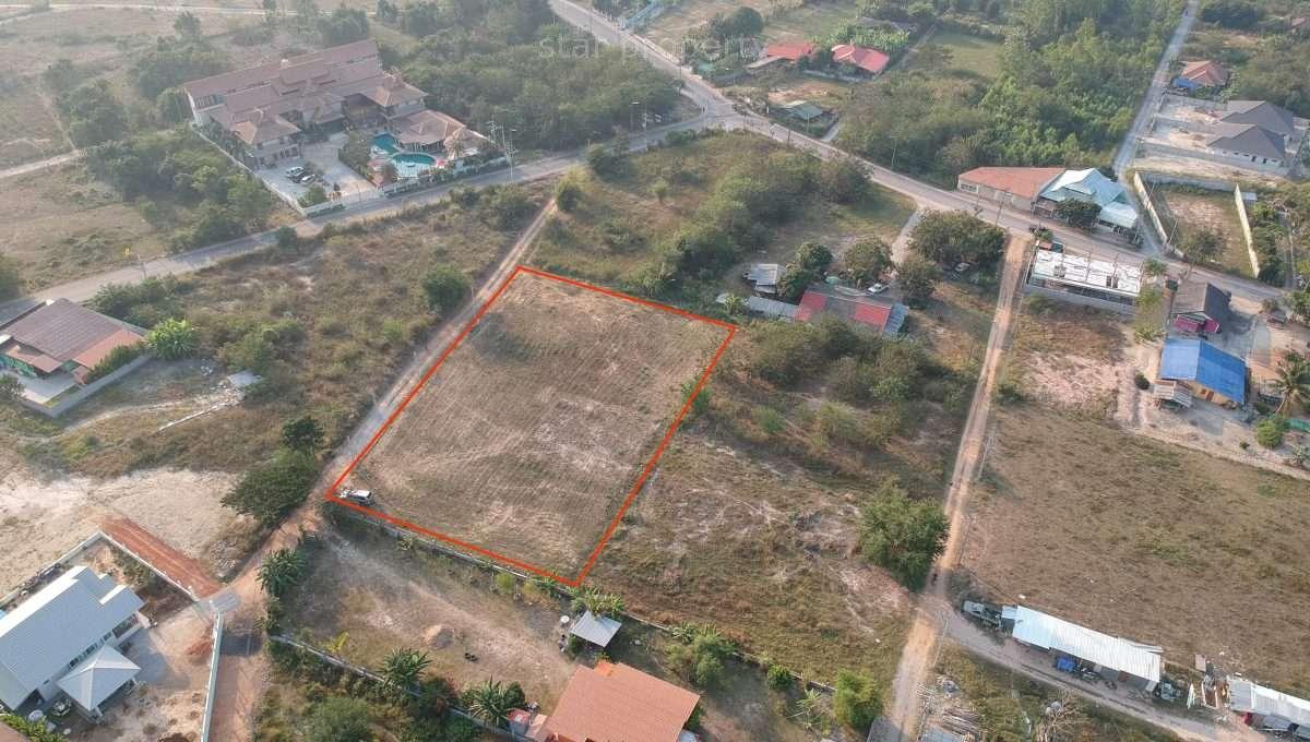 hua hin land for sale good price