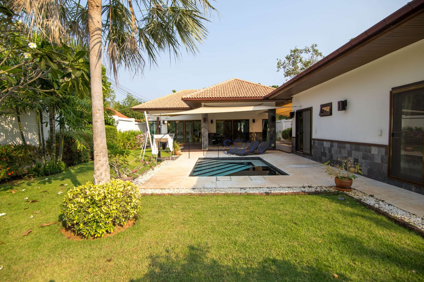 Beautiful Pool Villa at Pranburi for Sale at Khao Kalok