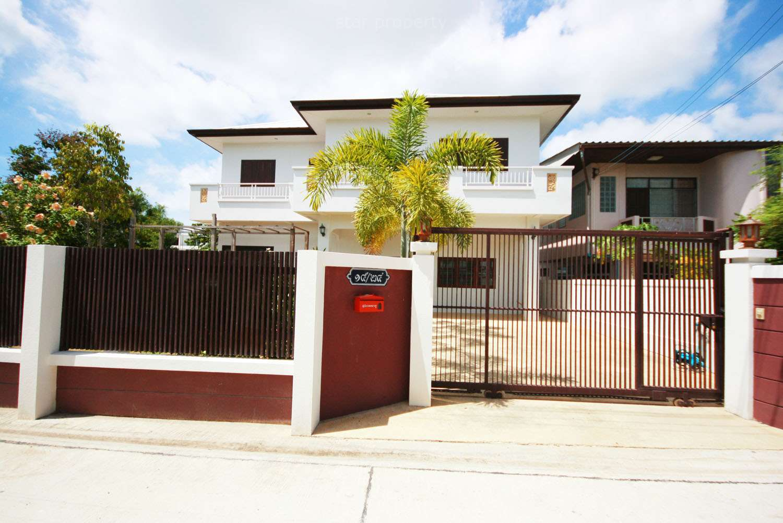 2 Storey House in Hua Hin Soi2