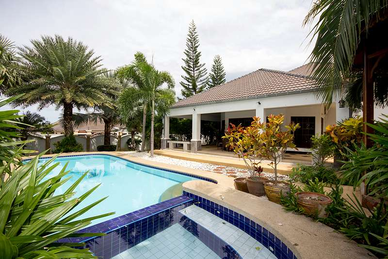 Luxury Pool House With Large Plot Of Land for sale at Hua Hin District, Prachuap Khiri Khan, Thailand