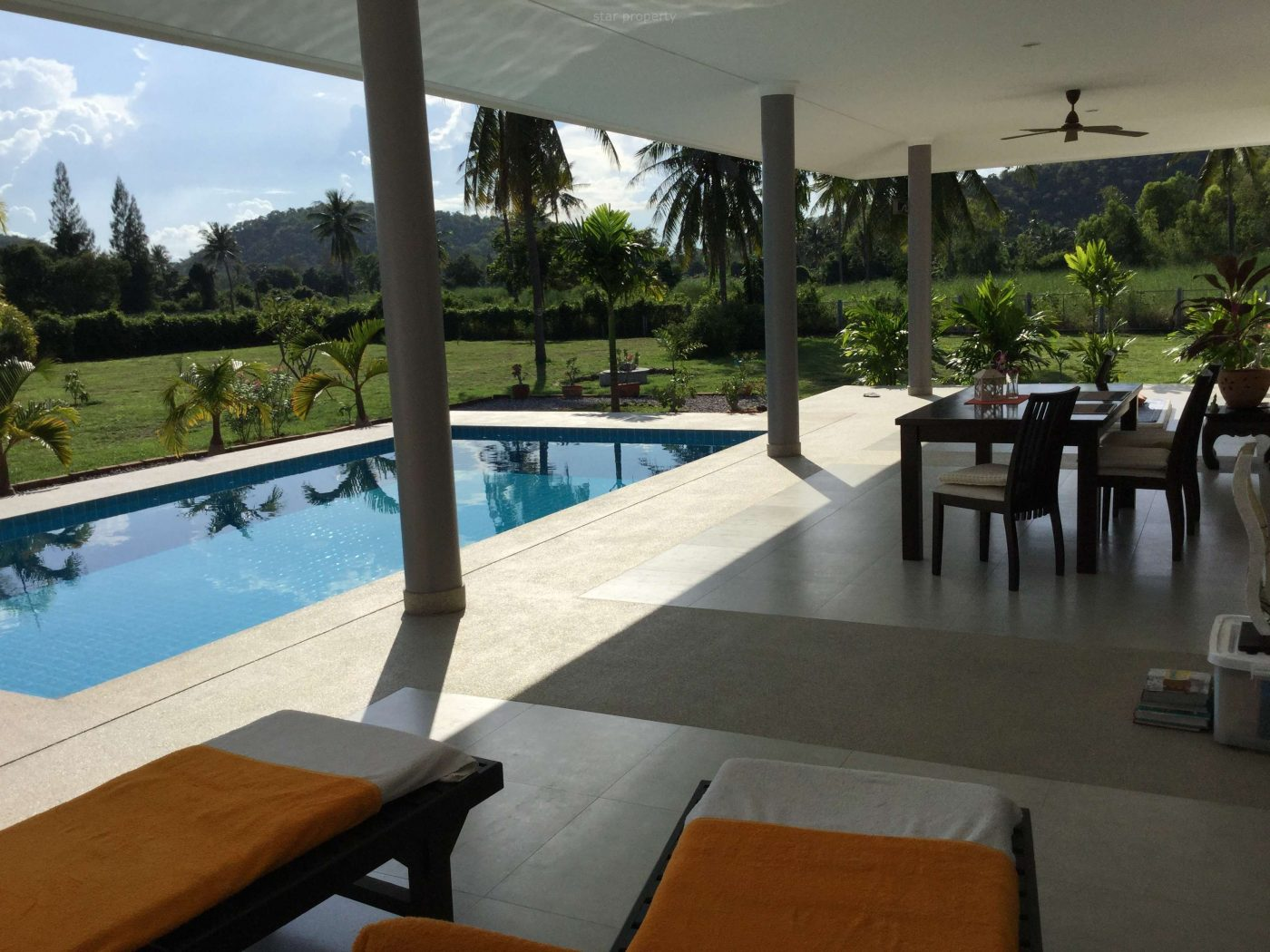 near beach 2 bedroom villa for sale