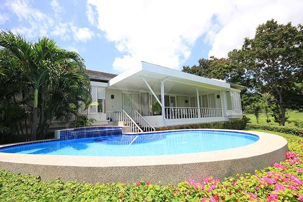 Palm Inspired Villa for sale at Hua Hin District, Prachuap Khiri Khan, Thailand
