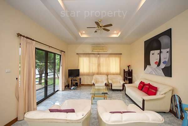 hua hin 4 bedroom pool villa for sale