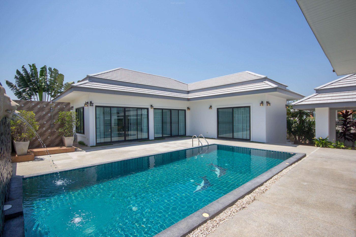 Pool Villa For Sale Soi 70 at Hua Hin District, Prachuap Khiri Khan, Thailand