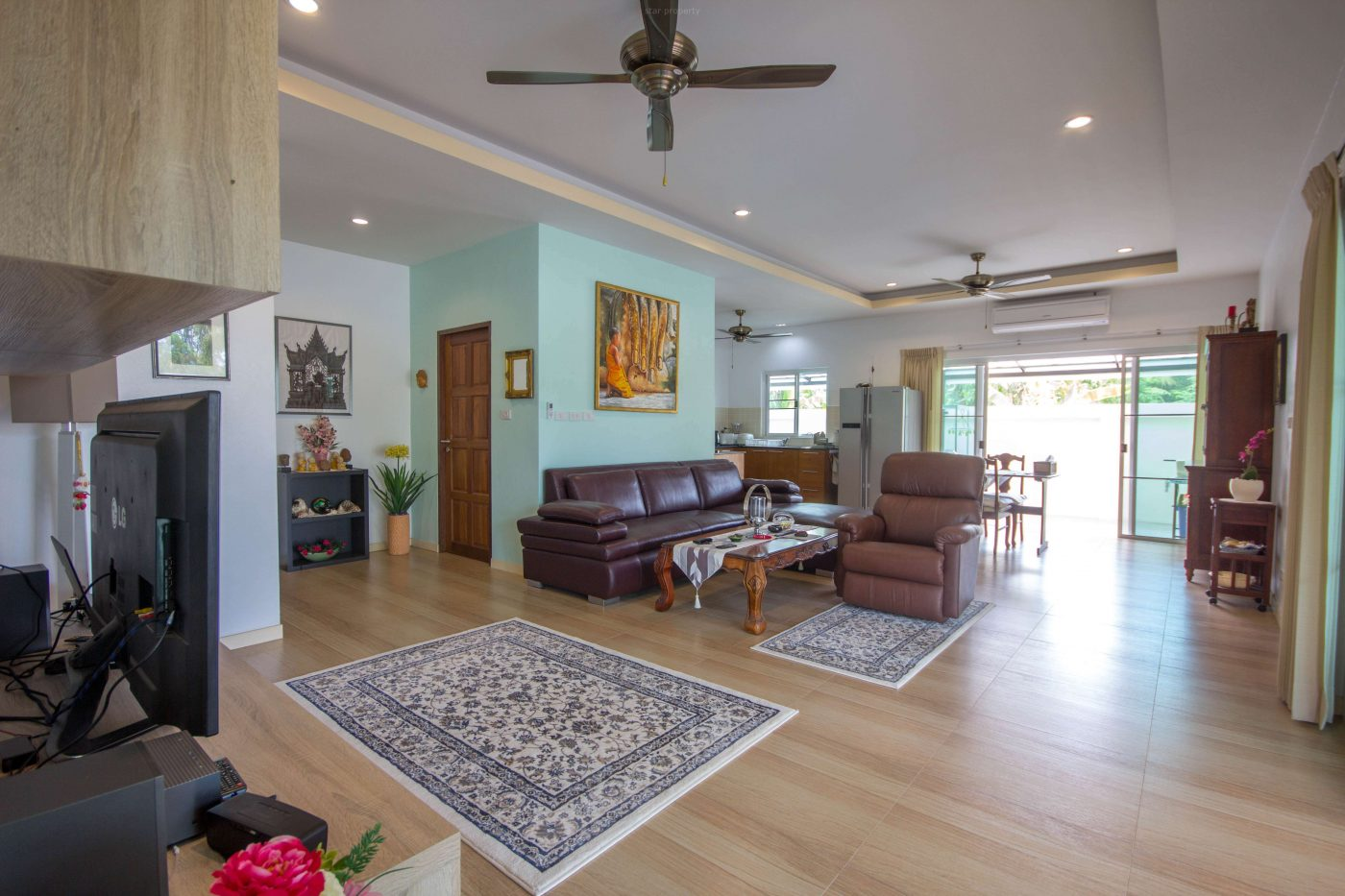 soi 116 hua hin 3 bedroom pool villa for sale