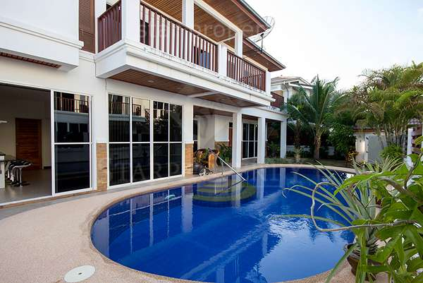 Beautiful Two Storey House For Sale at Hua Hin District, Prachuap Khiri Khan, Thailand