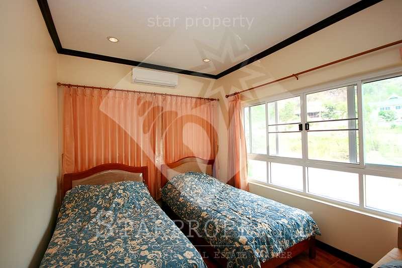 hua hin 4 bedroom pool villa for sale