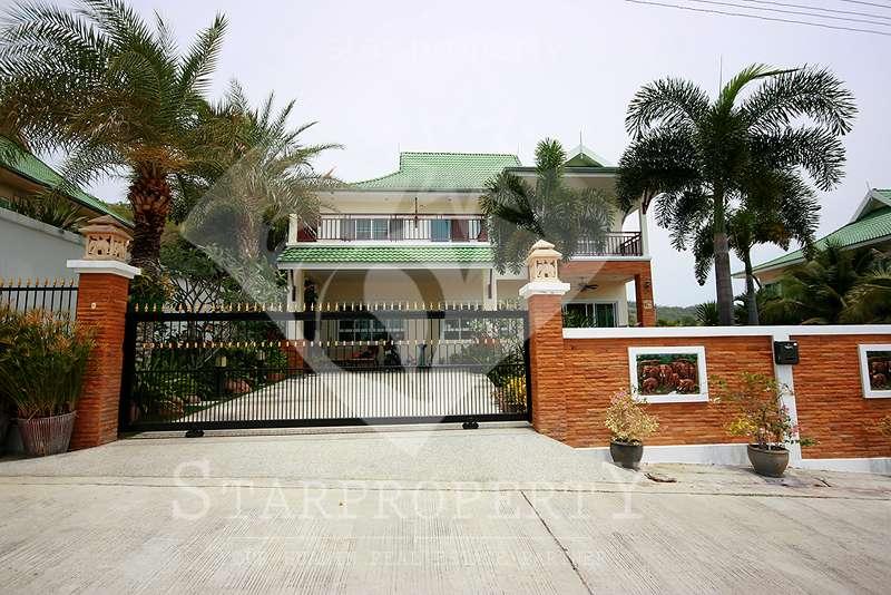beautiful pool villa for sale soi 116 hua hin