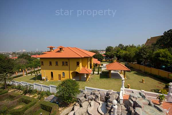 Tuscan House With Private Pool For Sale at Soi 116, Hua Hin