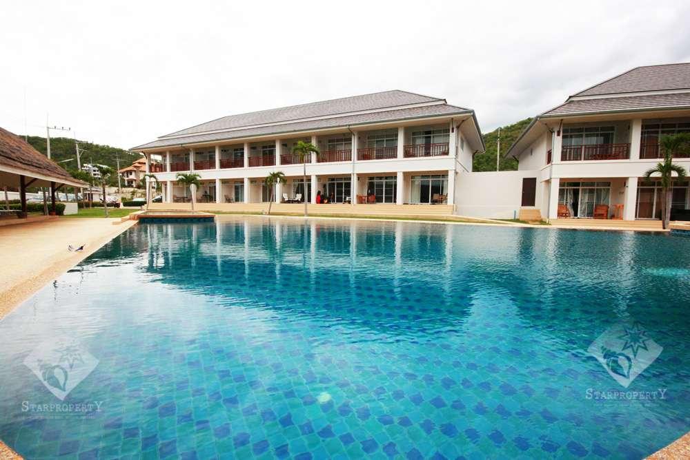 Near Center Beautiful Town House at Town House Avenue88, Hua Hin Soi 88