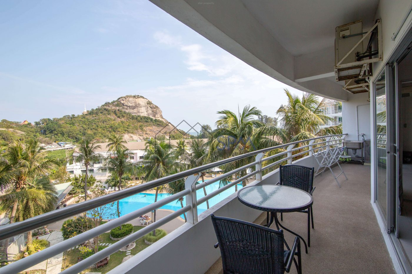 Great View 2 Bedrooms unit for Sale at Jamjuree-Khao Takiab