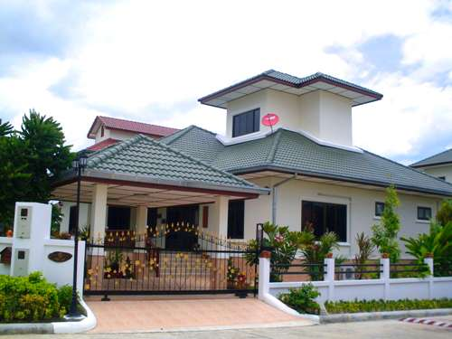 Natural Lake Hill Villa for Sale Soi 6 at Natural Lake Hill , Soi 6