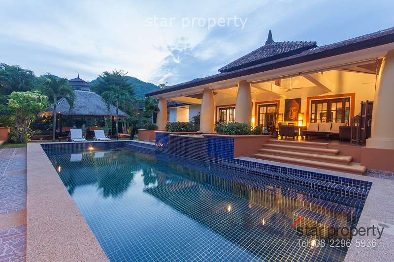 Luxury  Balinese Style Private Pool Villas at Hansa, soi 116