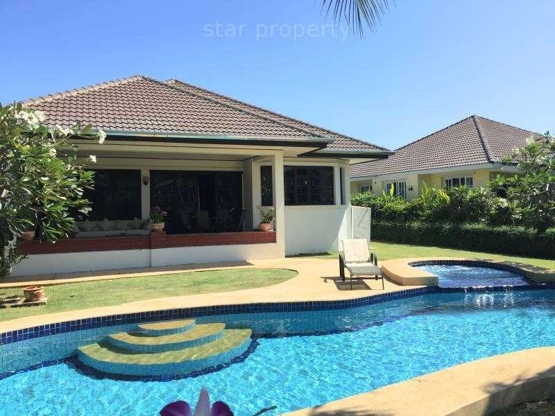 Beautiful Pool Villa for Sale Laguna at Hua Hin District, Prachuap Khiri Khan, Thailand