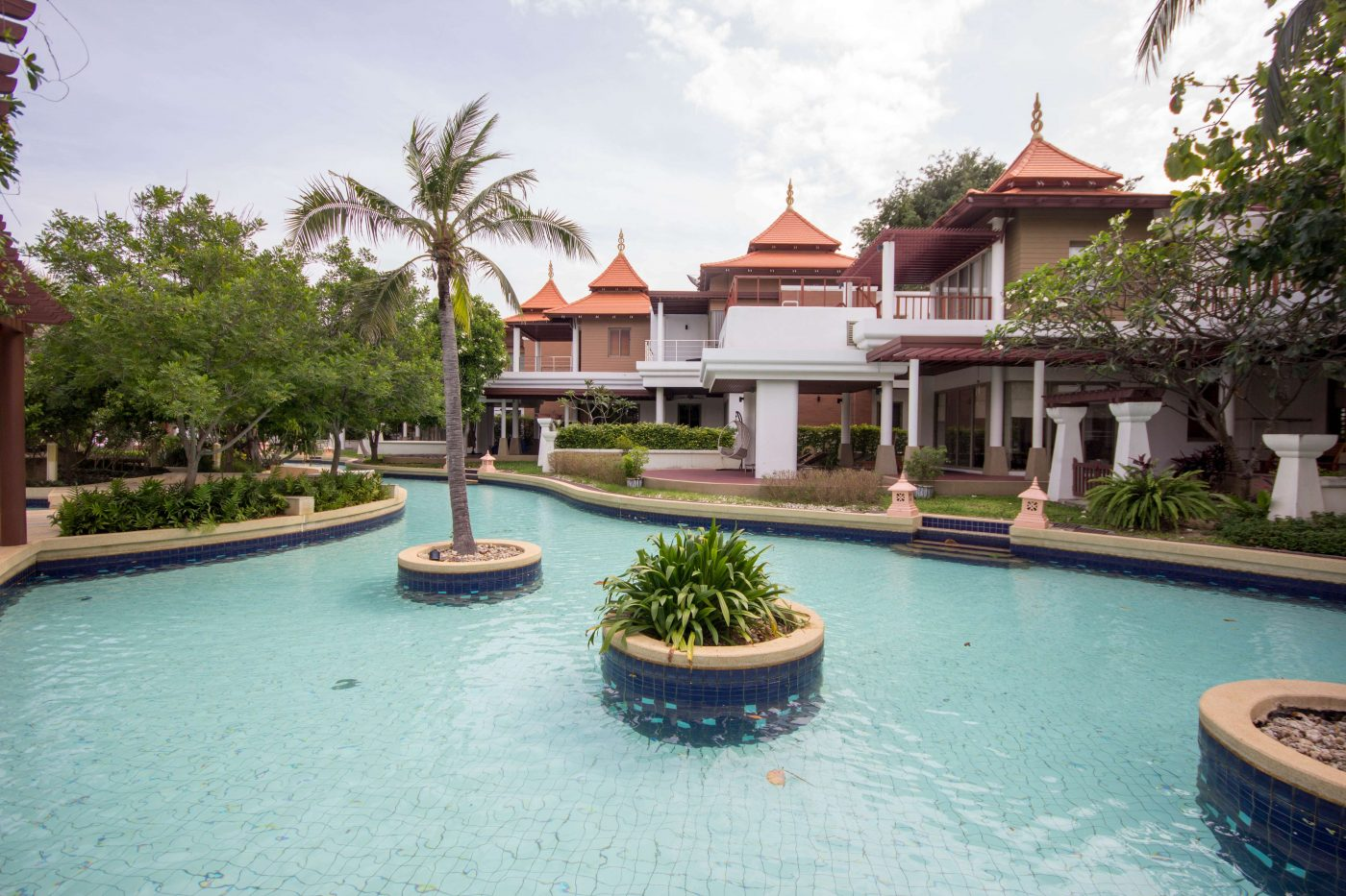 High Quality House for Sale at Boat House at Hua Hin District, Prachuap Khiri Khan, Thailand