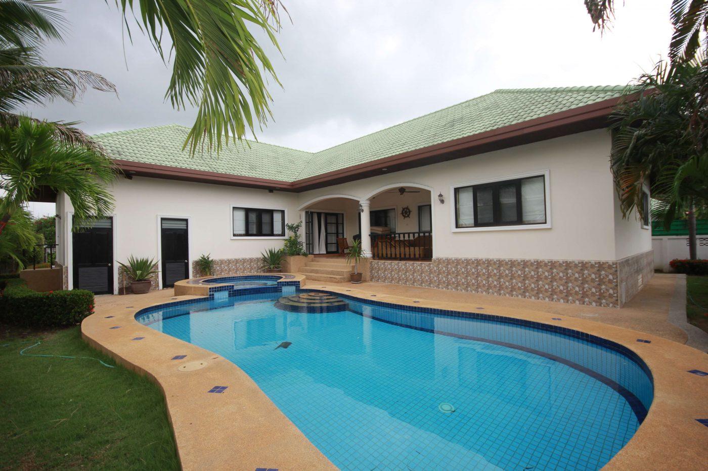 Exclusive Pool Villa For Sale at Hua Hin District, Prachuap Khiri Khan, Thailand