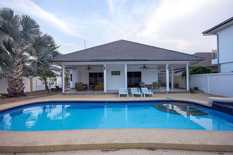 fully furnished villa for sale