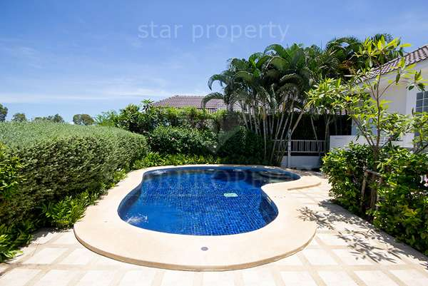 Beautiful House for Sale in Soi 102 at Hua Hin District, Prachuap Khiri Khan, Thailand