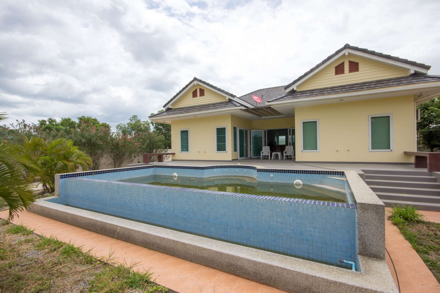 Villa For Sale Soi 112 at Hua Hin District, Prachuap Khiri Khan, Thailand