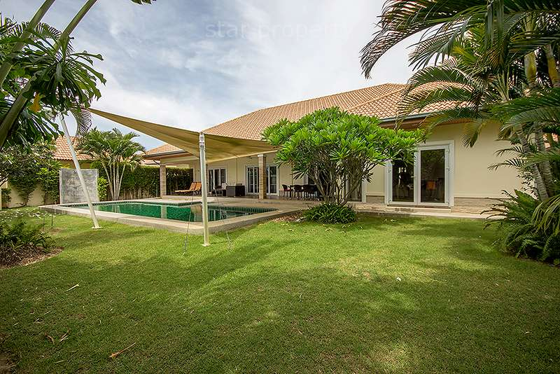 Beautiful Villa at Orchid Palm Home 3 for sale at Hua Hin District, Prachuap Khiri Khan, Thailand