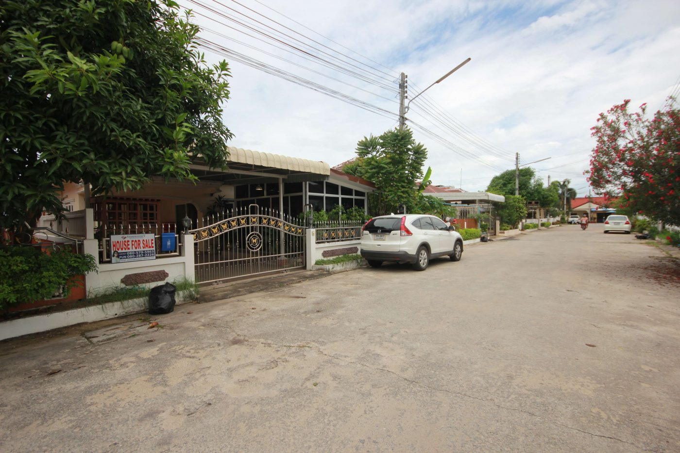 House at Bofai Soi 6 for sale at Hua Hin District, Prachuap Khiri Khan, Thailand