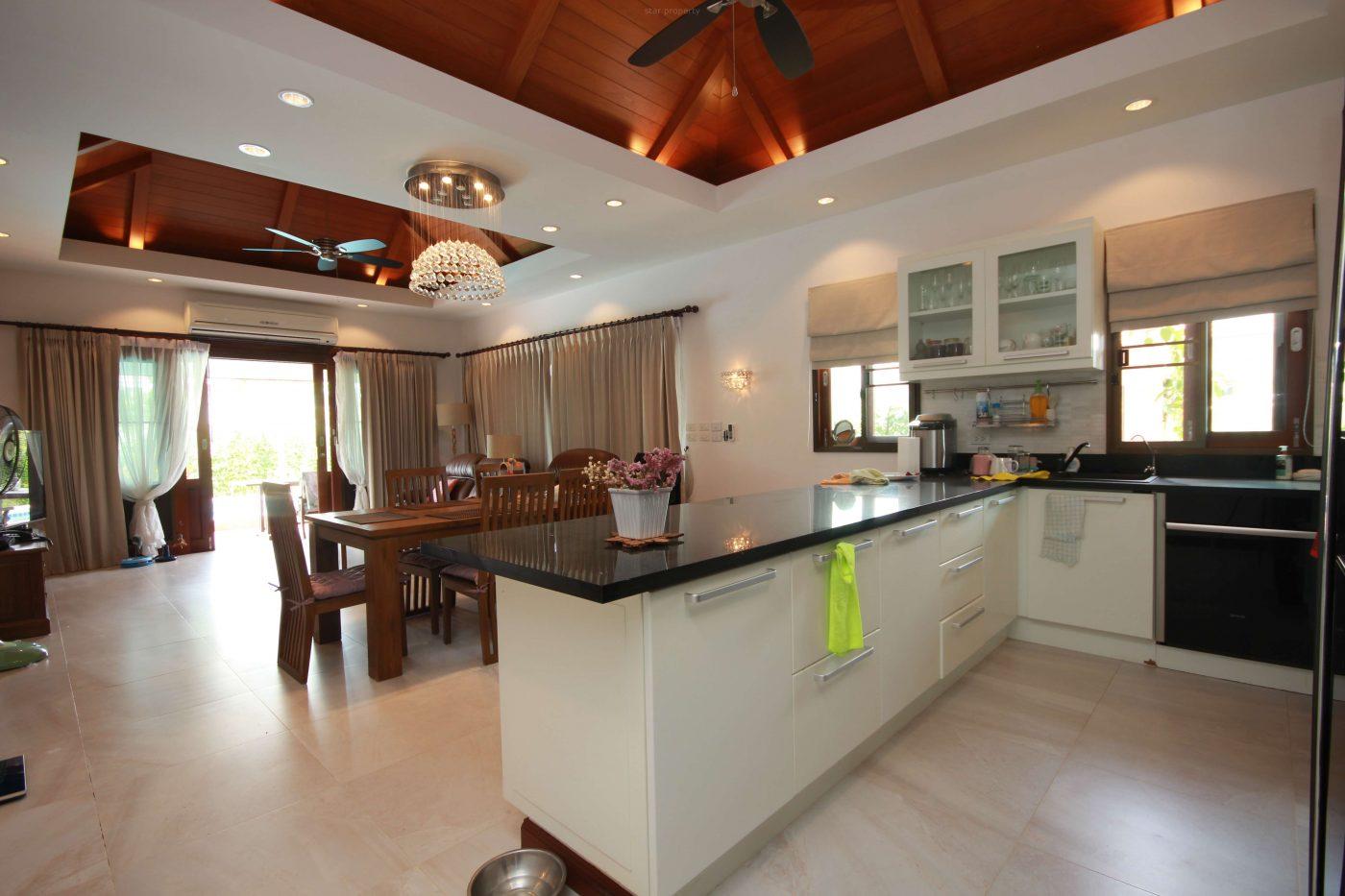 hua hin  pool villa for sale