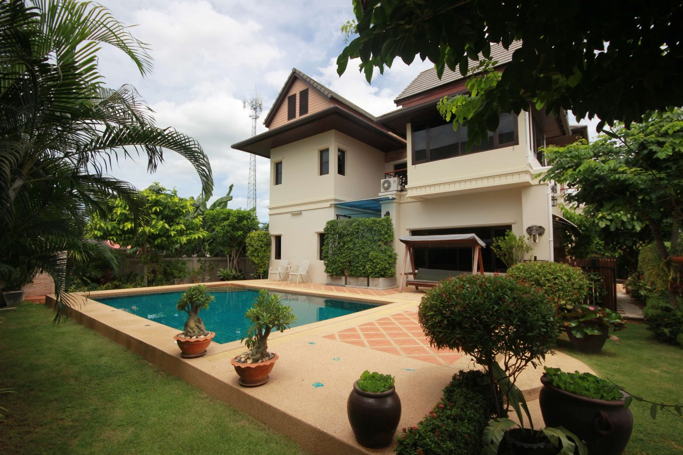 High Quality Pool Villa for Sale at Hua Hin District, Prachuap Khiri Khan, Thailand